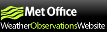Met Office - Weather Observations Website